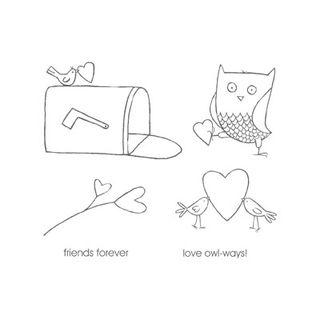 Love owl-ways
