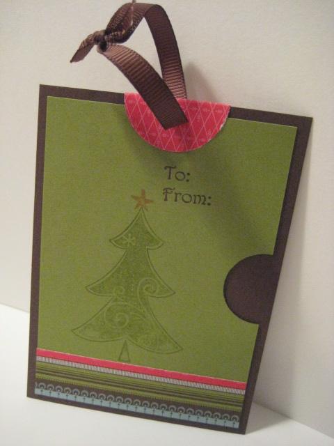 Ornament tag