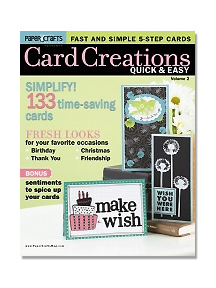 Card creations q&e 2