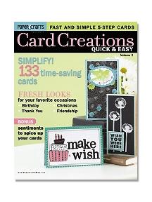 Card creations q&e 2
