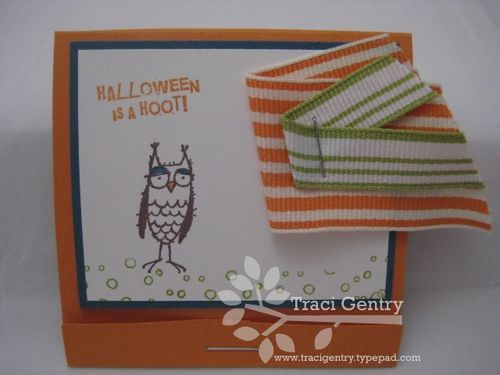 Halloween matchbook outside wm
