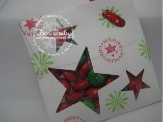 Mini envelope back wm