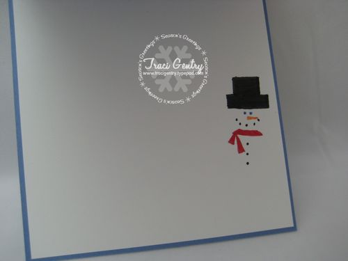 Inside snowman punch card wm