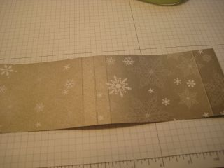 Ornament Bag step 1
