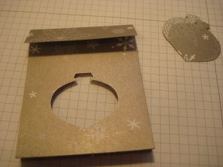 Ornament bag step 3.5