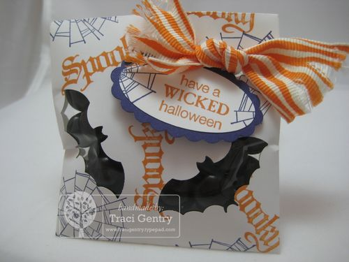 Wicked Cool Mini Treat Envelope wm