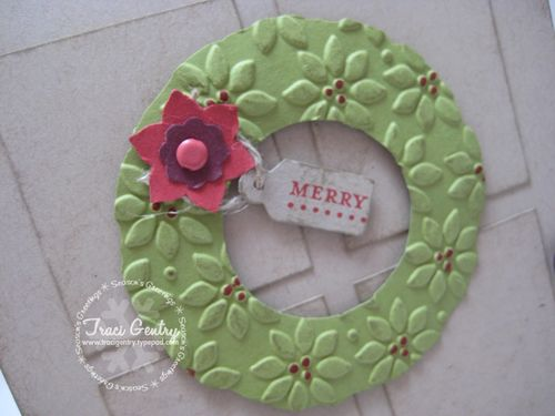 Holiday Door Wreath wm