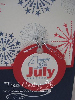 4th of July tag close up wm