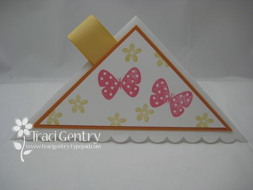 Envelope bookmark wm