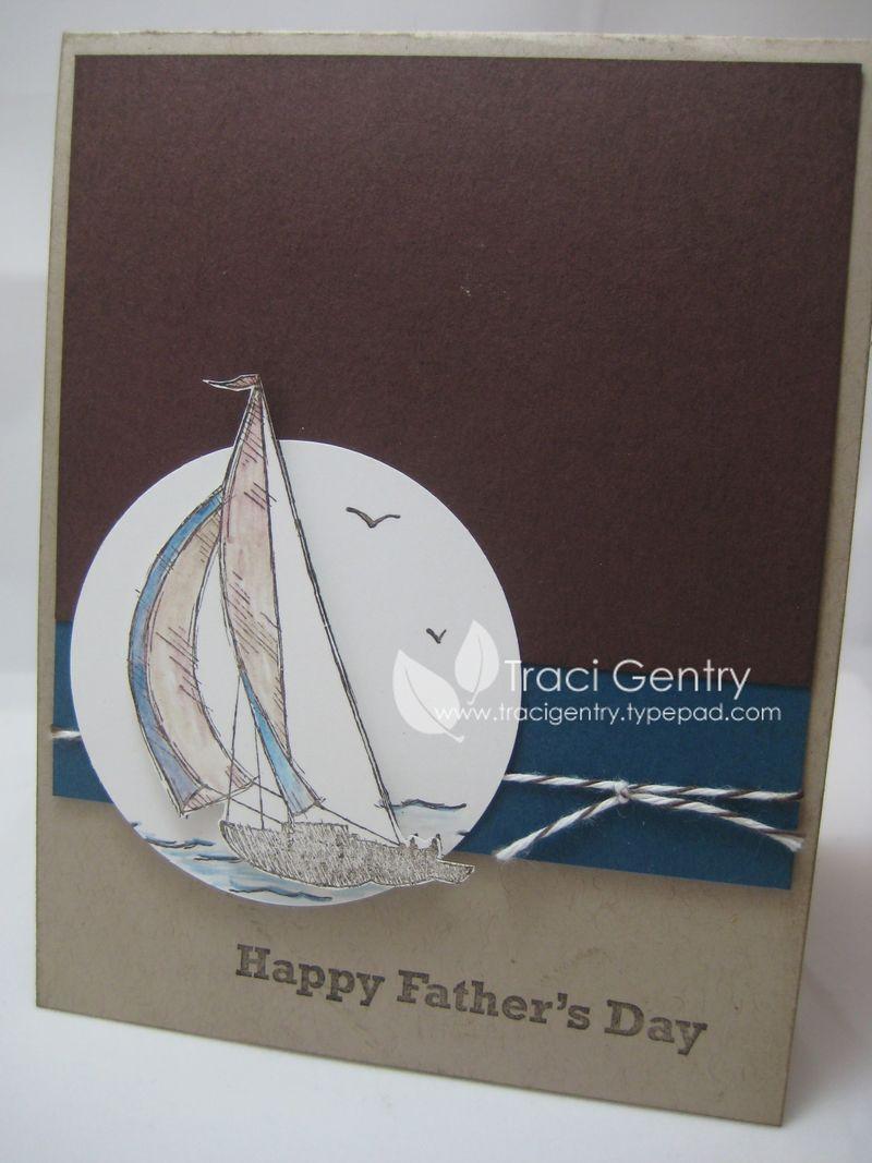 Sail Away Card wm