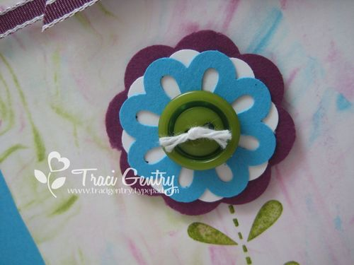 Shaving Cream Flower wm