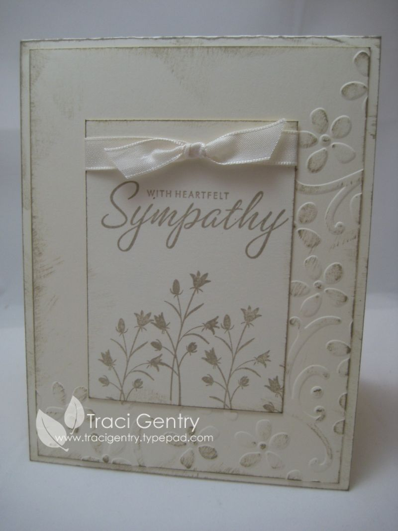 Elegant Bouquet Sympathy wm